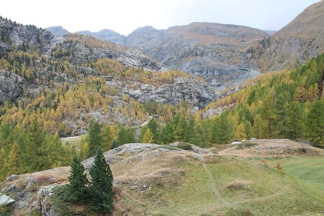 trail furi to zermatt