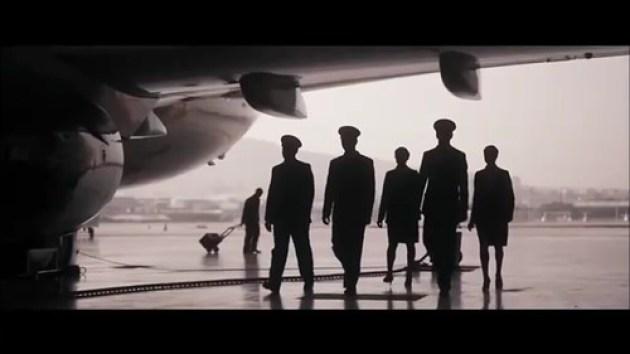 戦火の中日本人救援に向かうトルコ航空乗組員
