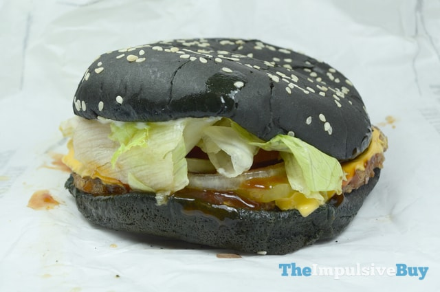 Burger King A.1. Halloween Whopper