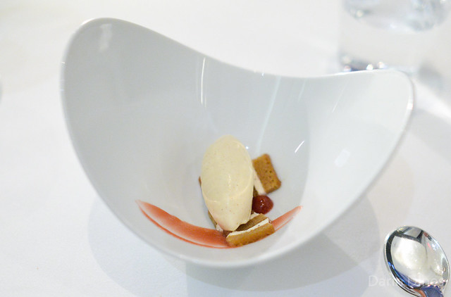 Brown Butter Ice Cream, Gingerbread