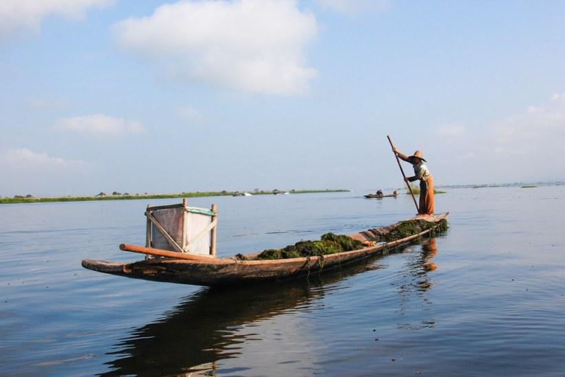 Lokale oplevelser på Inlesøen