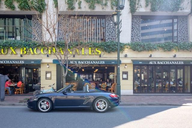 Porsche Boxster 2018/03/28 X7000438