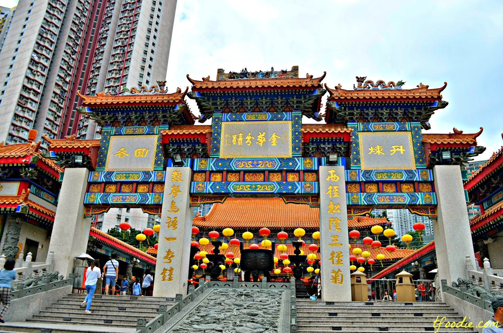 Wong Tai Sin Temple myveiling outlanderly