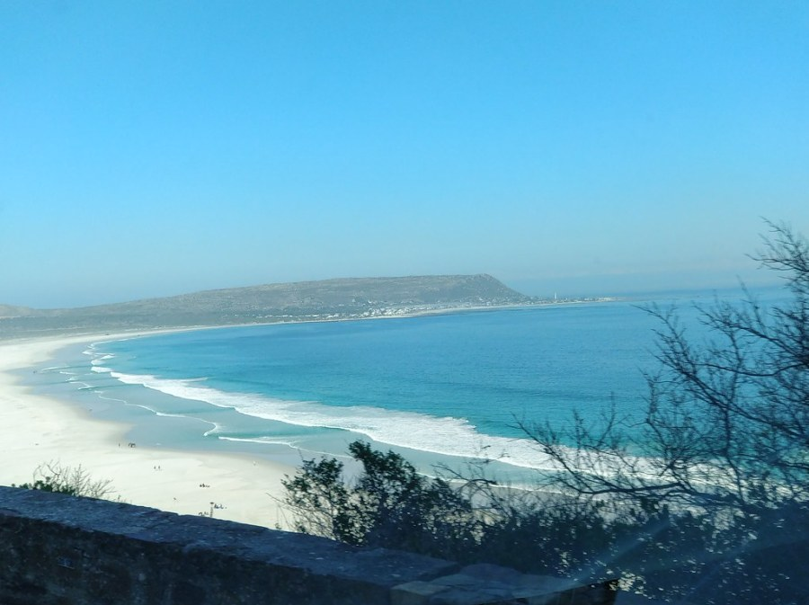Cape Town South Africa Travel Blog Noordhoek Beach