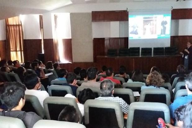 Conferencia: Koryû bujutsu, la enseñanza marcial samurái del siglo XII al XIX en la Universidad Politécnica de Quito.