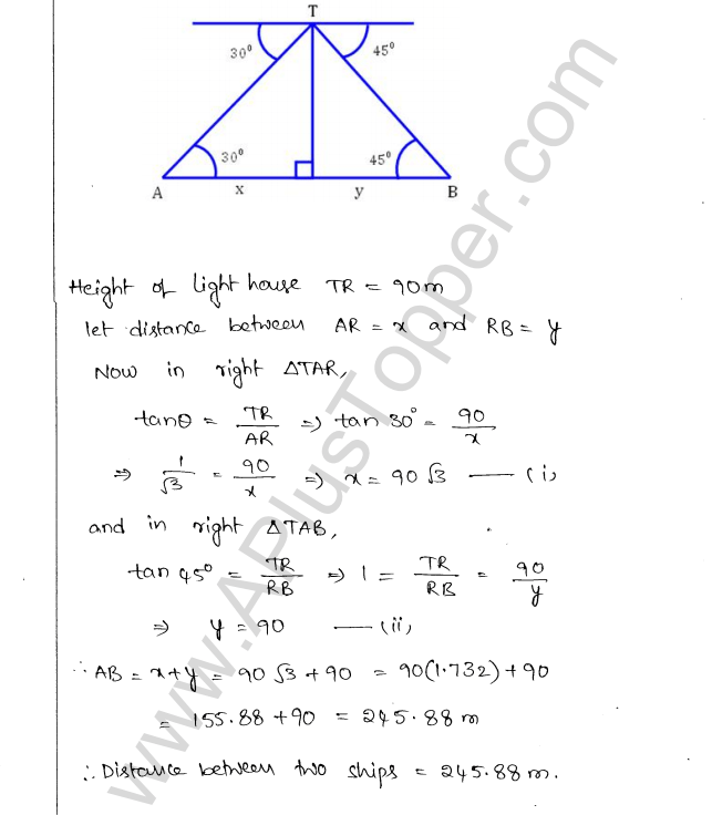 ml-aggarwal-icse-solutions-for-class-10-maths-chapter-21-heights-and-distances-26