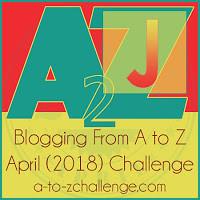#AtoZchallenge Letter J on the Blog of author @JLenniDorner