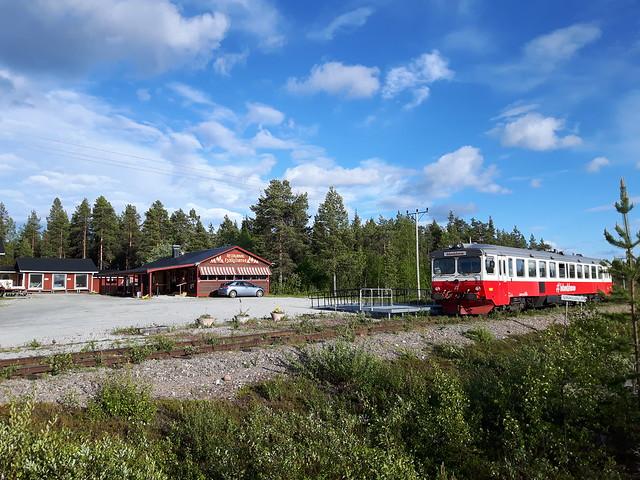Inlandsbanan Östersund-Gällivare (17)