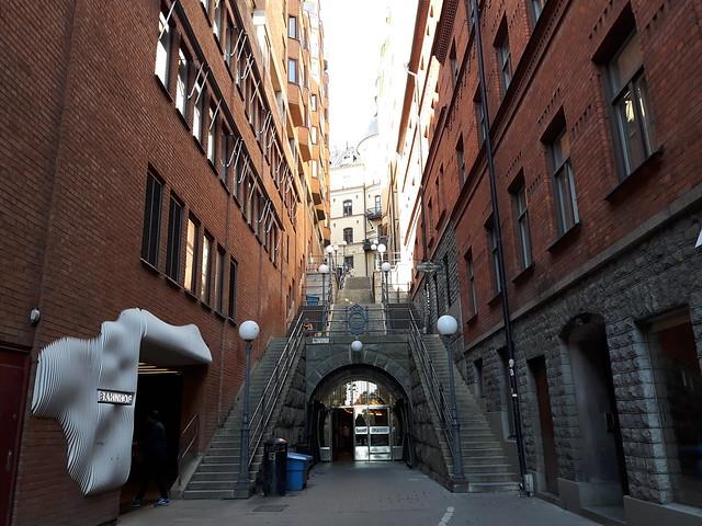 Brunkebergstunnel Stockholm (1)