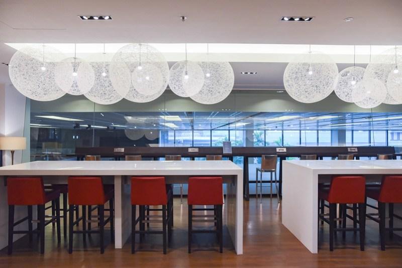 british airways lounge singapore