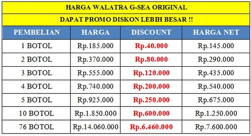 INFORMASI HARGA HERBAL JELLY GAMAT