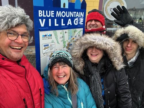 Blue Mountain - al of us