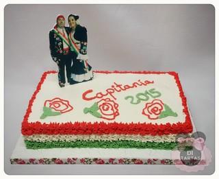 tarta sheetcake capitanes contrabandistas 2015