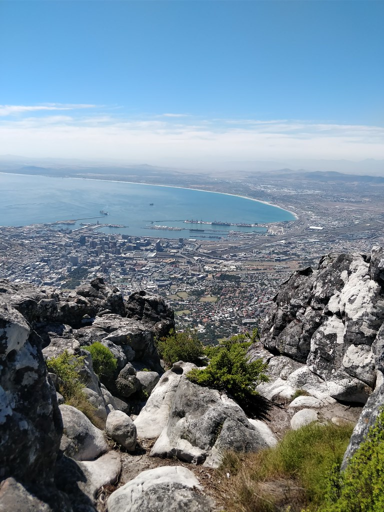 Cape Town Table Mountain South Africa Travel Blog