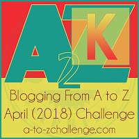 #AtoZchallenge Letter K on the Blog of author @JLenniDorner