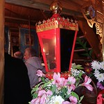 2018 04 07-08 At the beginning of procession. Easter. Пасха