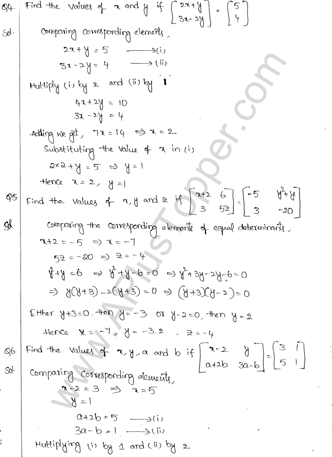 ml-aggarwal-icse-solutions-for-class-10-maths-chapter-9-matrices-2