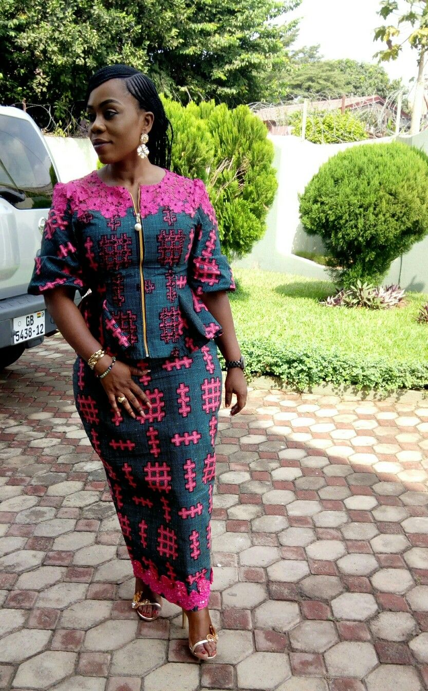 Latest Ankara Styles For The Ladies With The Sexy Figure ...