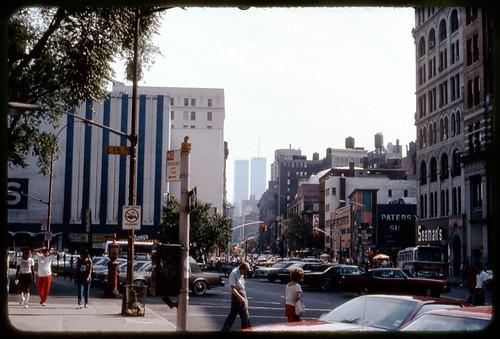 Union Square, 1985