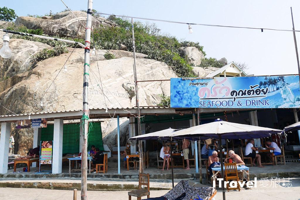 華欣景點推薦 筷子山海灘Khao Takiab beach (7)
