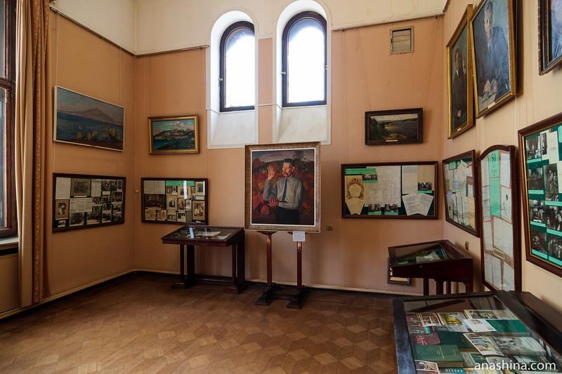 Комната второго этажа, особняк Рябушинского, Москва