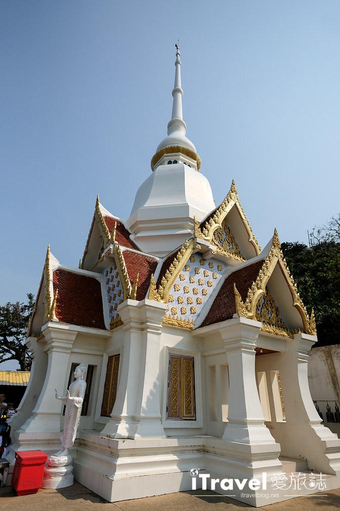 華欣景點推薦 考佬寺Wat Khao Takiap (14)