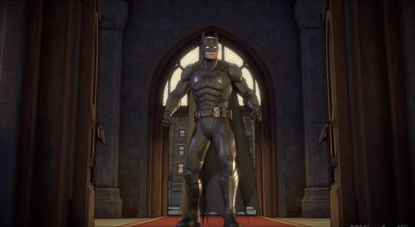 Batman The Enemy Within Episode 5 - Church Boss