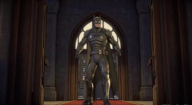 Batman Nepřítel v epizodě 5 - církevní šéf