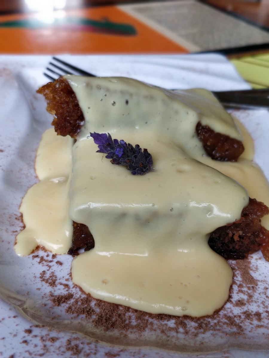 malva pudding mrs simpsons dullstroom south africa restaurant