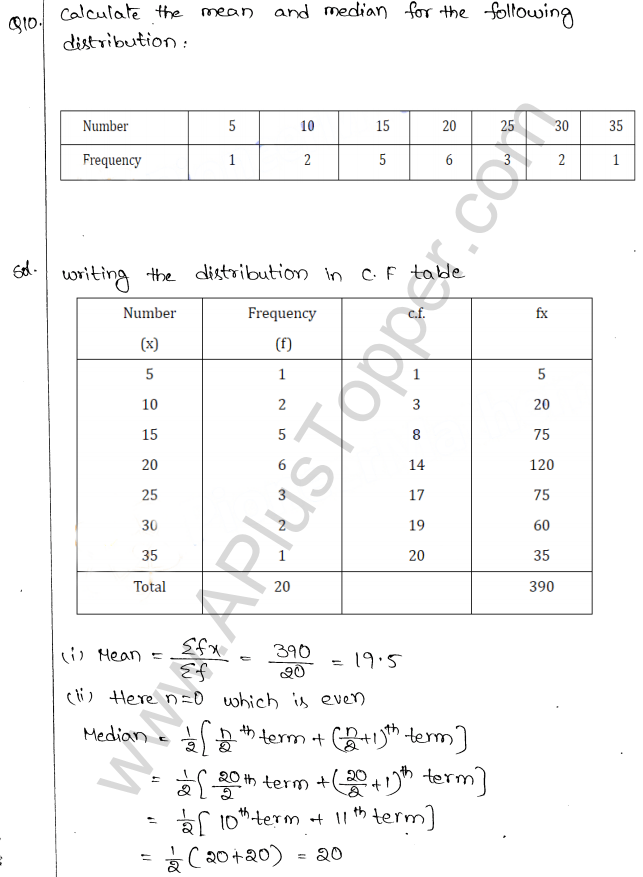 ml-aggarwal-icse-solutions-for-class-10-maths-chapter-23-measures-of-central-tendency-31