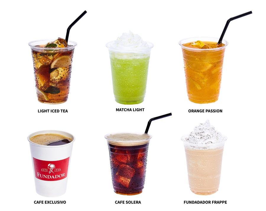 Fundador Cafe Beverages