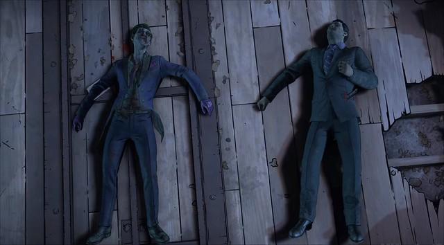 Batman Nepřítel v epizodě 5 - Joker a Bruce jsou přátelé