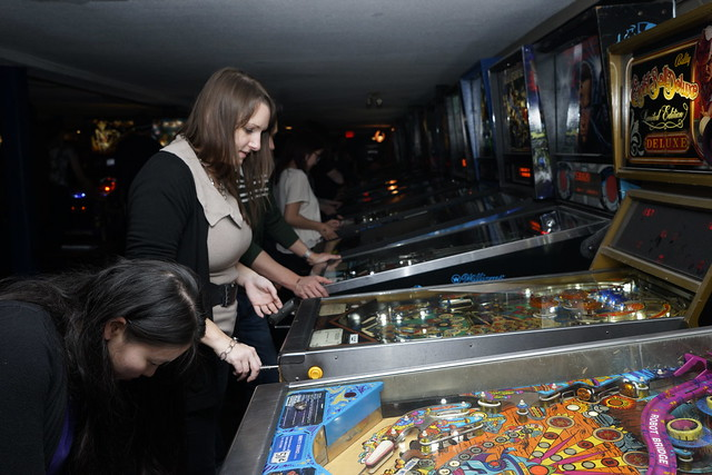 House of Targ - Year Four Super Over-The-Top Anniversary Mega Arcade Party