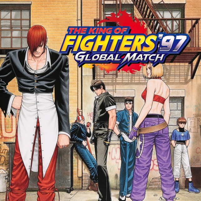 King of Fighters 97 Global Match