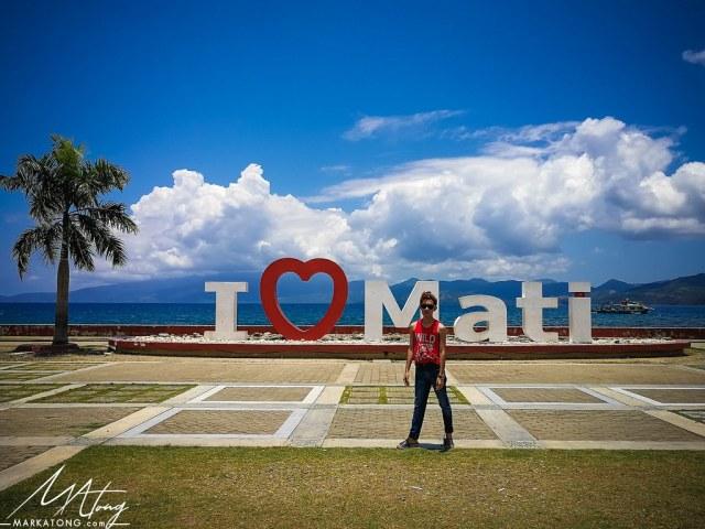 Dahican, Mati, Davao Oriental Baywalk
