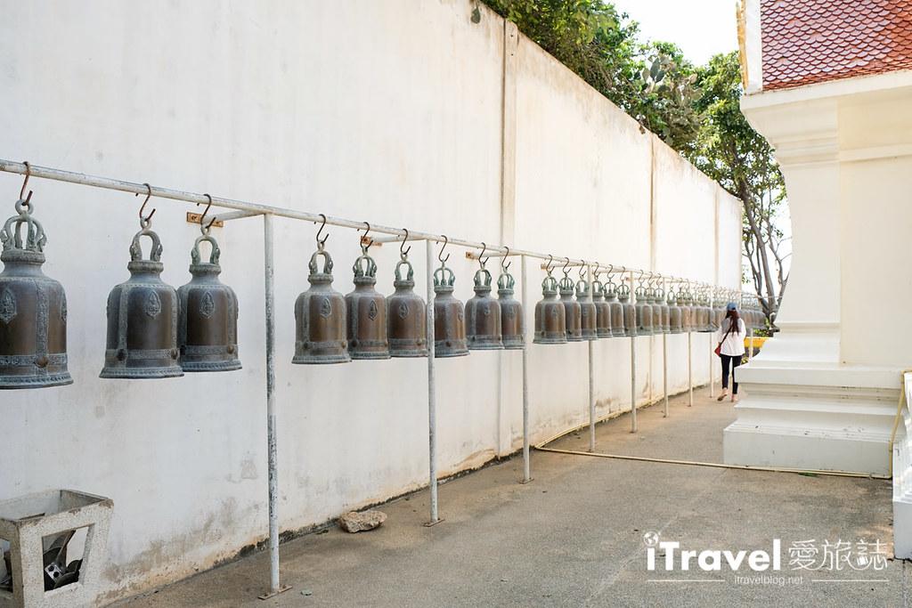 華欣景點推薦 考佬寺Wat Khao Takiap (18)