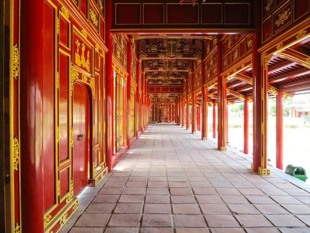 Ciudad imperial de Hué