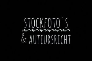 Stockfoto's en auteursrecht