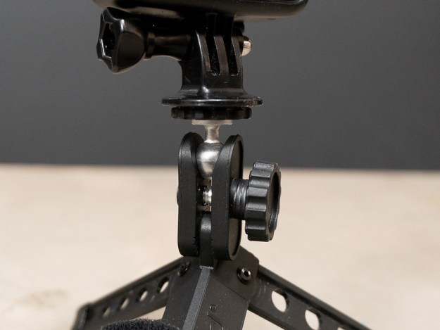 GoPro Accessories Action Camera Mounting Options - a review