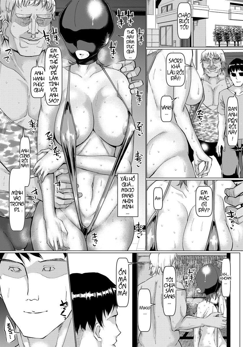 Hình ảnh  in Netorase Kyousei Honeymoon