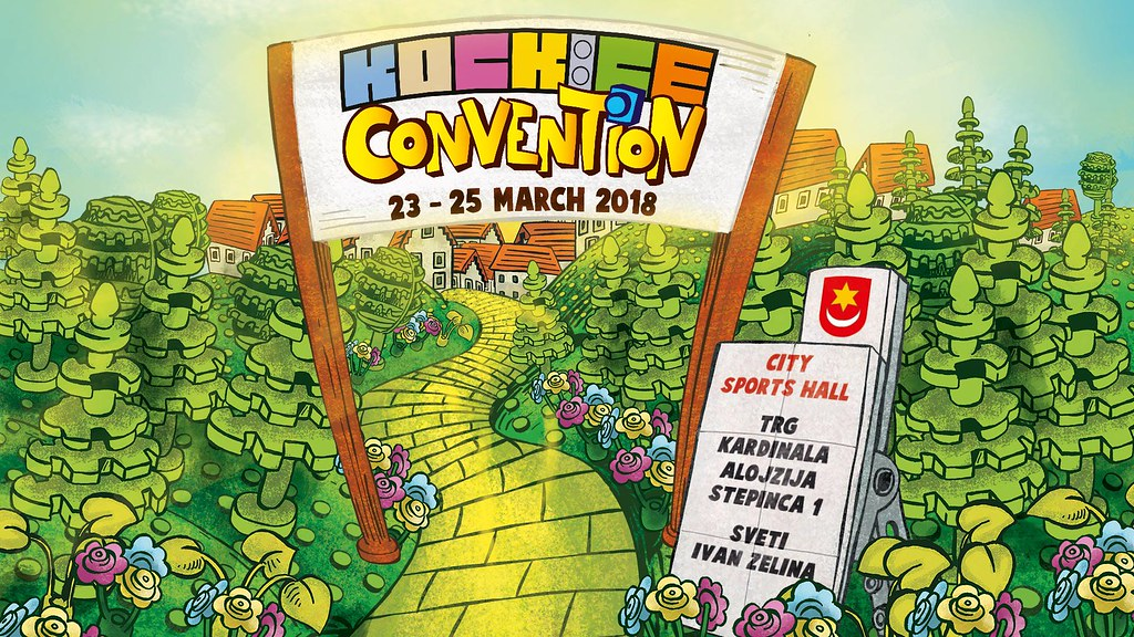 Kockice Convention 2018