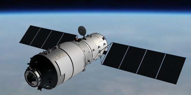 station_spatiale_Tiangong_1_2018