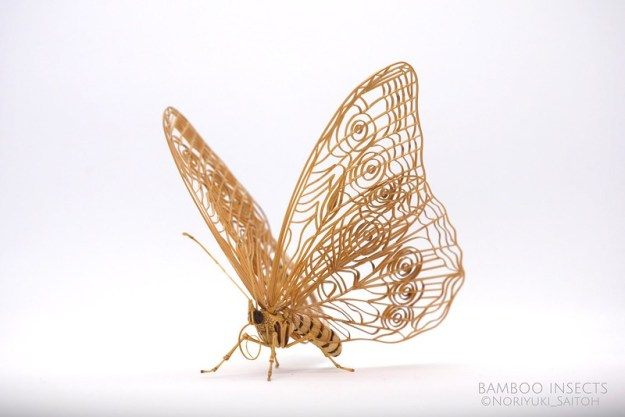 26059992807_c5859a0d20_c Highly Detailed Realistic Insects Crafted Out of Bamboo Random