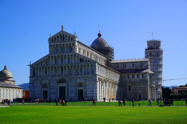 Cattedrale di Pisa and Torre di Pisa