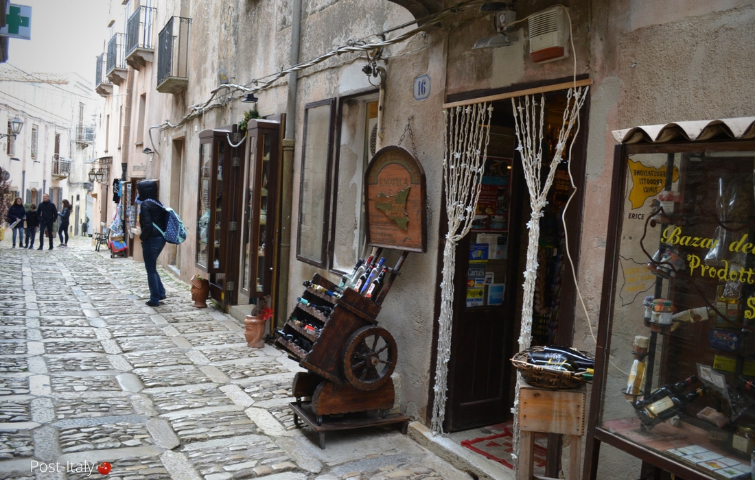 Erice, Sicília