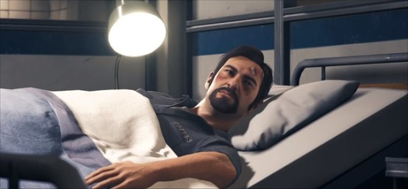 A Way Out - Infirmary