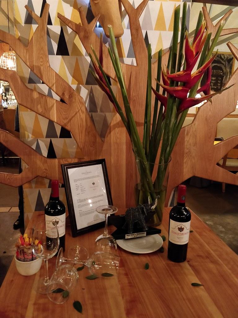 Kuka Cafe Hazy View Mpumalanga South Africa Restaurant Blog