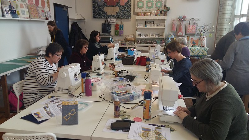 Saturday Workshop (Flex & Framed Purses) Mar18