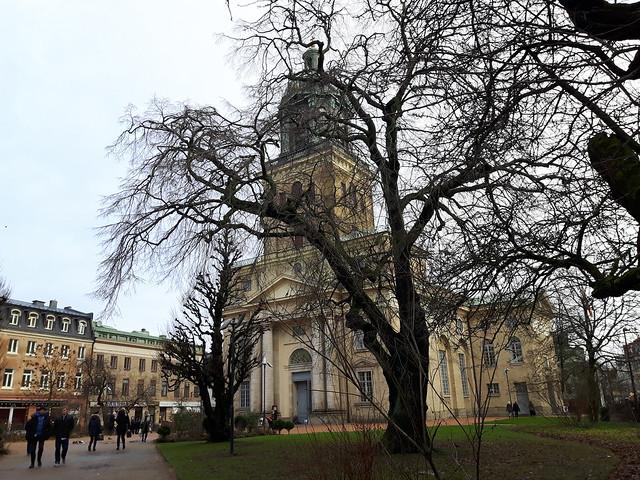 Domkyrkan Göteborg kathedraal (1)