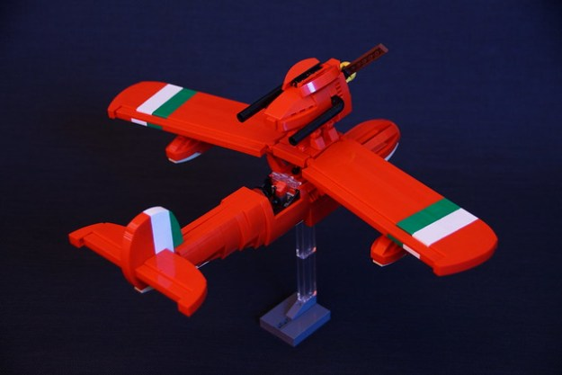 Porco Rosso's Savoia S.21